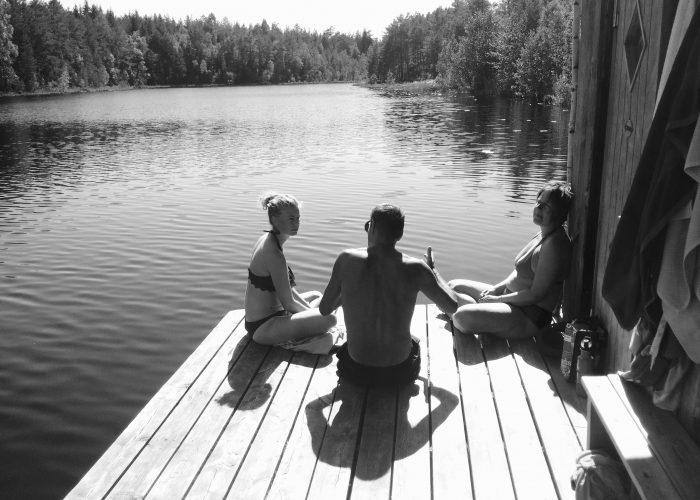 Retreat in Sweden